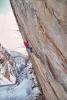 30+ degree wall, Rebecca Lewis